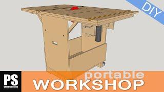 Download Making a Portable Workshop - Part 1 Video
