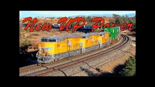 Download TRAINS on Parade! MUST SEE! Brand new engines on the Sunset Route! Video