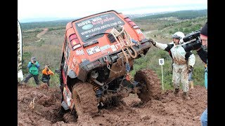 Download Land Rover Discovery TD5 **Monsters Extreme OFFROAD** Video