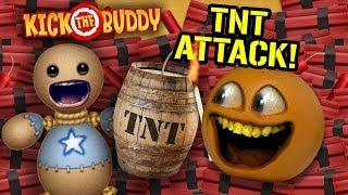 Download Kick the Buddy #3: TNT ATTACK!!! Video