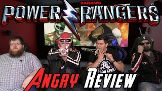 Download Power Rangers (2017) Angry Movie Review Video