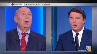 Download Otto e mezzo - La rincorsa di Renzi (Puntata 08/01/2018) Video