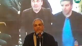 Download صحبت های مهران مدیری و برملا شدن راز مرگ عارف لرستانی در مراسم شب هفتم Mehran Modiri Aref Lorestani Video