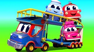 Download Super Truck in Car City - Truck videos for kids - Official Live Video