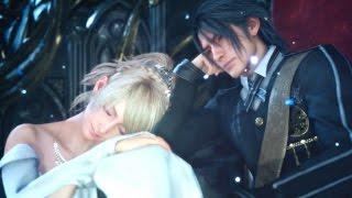 Download FINAL FANTASY XV - Noctis and Luna Wedding l Secret Ending Cutscene Video