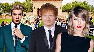 Download Top 9 Celebrity Wedding Crashers! | Hollywire Video