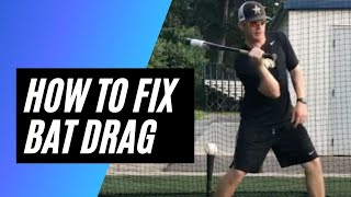 Download How to Correct Bat Drag! Video