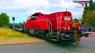Download Militärverkehr in Lüneburg auf Gleisen der OHE und DB Video