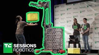 Download High School Students Robotics Teams | TC Sessions Robotics 2018 Video