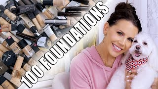 Download MAKEUP EDIT 90% of my FOUNDATIONS GONE!!! Video