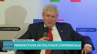 Download Former Prime Minister Stephen Harper & Former US House Speaker Newt Gingrich discuss Trump & NAFTA Video