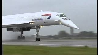 Download Concorde test Flight Video