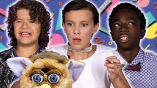 "Download The Cast of ″Stranger Things"" Review Retro Toys Video"