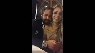 Download Kısmetse Olur semih kurtulmus yeni sevgilisi ile birlikte | Canlı Instagram Yayını | #kismetseolur Video