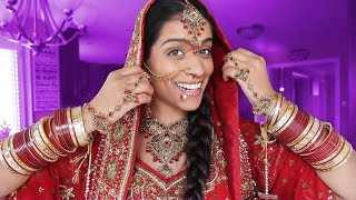 Download TRYING ON MY SISTER'S WEDDING OUTFIT Video