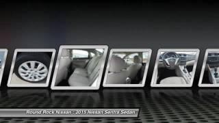 Download 2015 Nissan Sentra Round Rock TX FY266201 Video