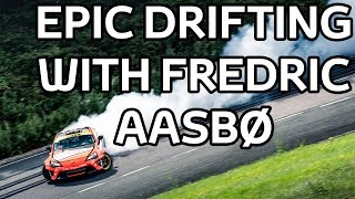 Download Epic Drifting with Fredric Aasbø Video