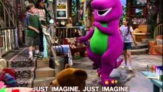 Download Barney - Just Imagine Song Video