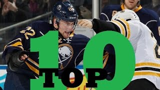 Download Top Ten NHL Hockey Fights of The 2015-2016 Season Video
