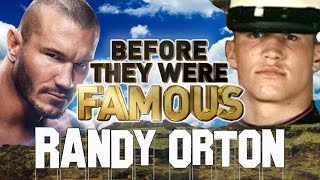 Download RANDY ORTON - Before They Were Famous - WWE Bio Video