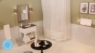 Download Efficient Bathroom Remodeling - Martha Stewart Video