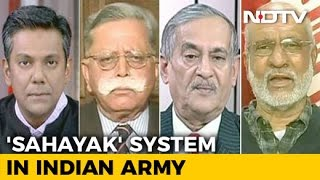 Download Should Army Get Rid Of Its 'Sahayak' System? Video