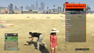 Download GTA 5 Online - Pandora private menu v2.4 showcase (GTA V GAMEPLAY) Video
