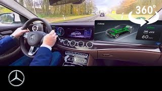 Download 360° video of the Mercedes-Benz plug-in hybrid with EQ Power Video