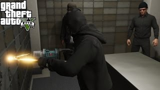 Download GTA 5 The Hard Life Part 4 | Rob Fleeca Bank Mod |Robbing Banks & Safes In Grand Theft Auto V Part 1 Video