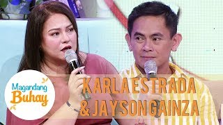 Download Karla describes Batangas when she and Jayson visited after the Taal Volcano eruption|Magandang Buhay Video