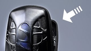 Download This Backpack Packs A Surprising Feature... Video