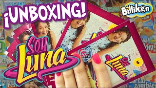 Download Unboxing Billiken Soy Luna Panini #05 Video