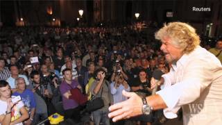 Download The Italian Election: Why Beppe Grillo Is No Joke Video