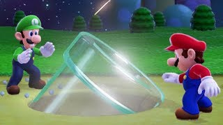 Download Captain Toad: Treasure Tracker - Ending Comparison + All Mario 3D World & Mario Odyssey Stages Video