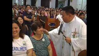 Download Fr. Erick Santos at the THANKSGIVING MASS of Fr. Marlon M. Reyes, SSS Part 1 of 3 Video