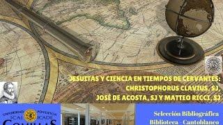 Download Jesuitas y ciencia en tiempos de Cervantes Video