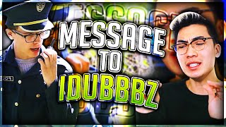 Download MESSAGE TO IDUBBBZ THE CONTENT COP Video