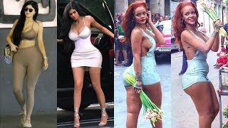Download Kylie Jenner Vs Rihanna Transformation ★ 2019 Video