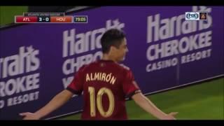 Download Miguel Almiron First Half of Season 2017 | Goals, Skills, Assists Video