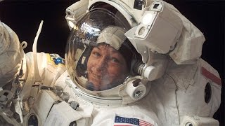 Download Recorded LIVE: NASA TV - ISS live stream - Spacewalk With Peggy Whitson and Shane Kimbrough Video