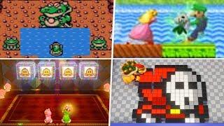 Download Evolution of Super Mario Bros. 2 References in Nintendo Games (1992 - 2019) Video