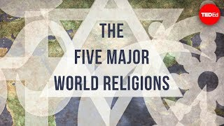 Download The five major world religions - John Bellaimey Video