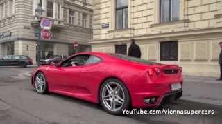 Download Ferrari F430 w/ CHALLENGE RACE Exhaust - BRUTAL SOUND!! Video