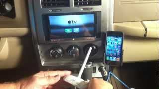 Download AppleTV in your car Video
