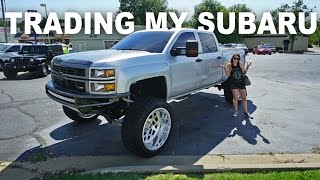 Download Trading my Subaru for a TRUCK? Video