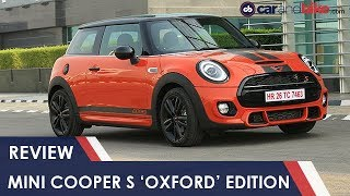 Download Mini Cooper S 'Oxford' Edition: Review | NDTV carandbike Video