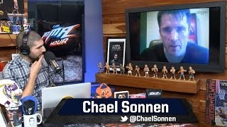 Download Chael Sonnen: 'Guys Sucked Back Then' When Tito Ortiz Was UFC Champion Video
