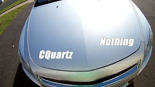 Download Daily driven Ceramic coating 1 month update - CQuartz Pro vs Nothing Video