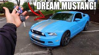 Download I BOUGHT MY DREAM MUSTANG! (MEET BLUCIFER!) Video