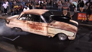 Download BAD A$$ Rusty Ford FALCON - Tulsa No Prep Video